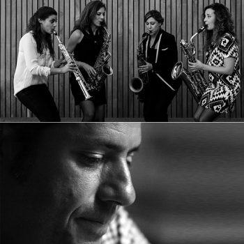Elle Quartet e Telmo Marques
